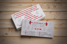 Визитка / Business card