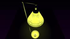 светильник настольный 3