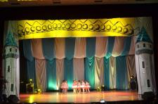Декор сцены