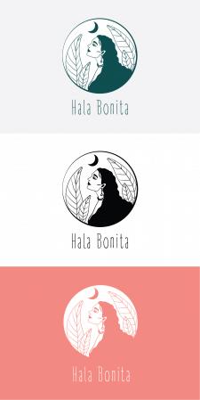Лого для ювелирного магазина Hala Bonita