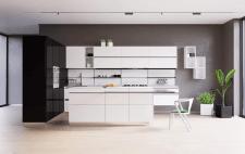Дизайн интертера кухни 1