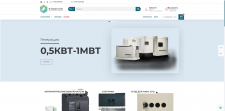 Интернет-магазин электротехнических товаров