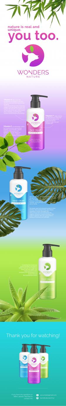 Wonders nature product design