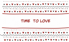 """Illustrations """"Time to love"""""""