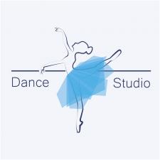 Логотип для студии танца