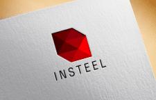Визуализация логотипа Insteel
