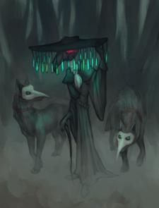 Хранитель тёмного леса