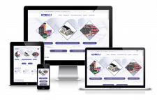 Разработка сайта для группы компаний Ореол-1