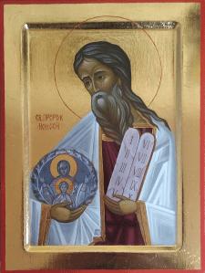 Икона святого пророка Моисея