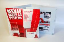 Буклет для Международной выставки Index 2014