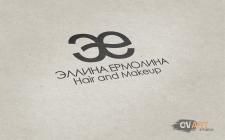 Логотип из инициалов