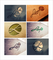 """Логотип """"Lessy"""""""