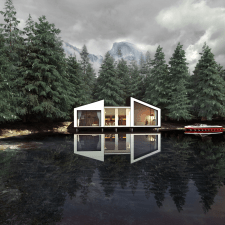 Architecture visualization of Lakehouse