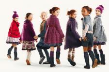 Покупка обуви для девочек и подростков, используем