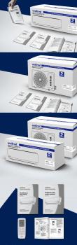 упаковка для кондиционеров Vestfrost