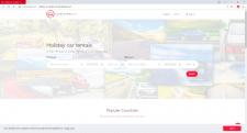 Сервис аренды автомобилей