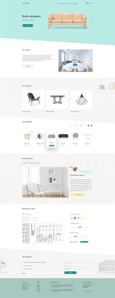 Главная Студия по продаже дизайнерской мебели