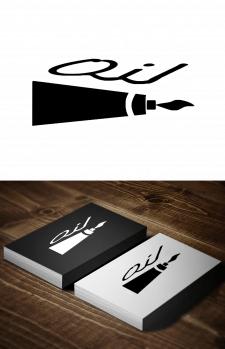 Логотип для художественного магазина