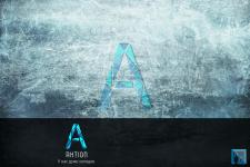 Aktion, logo name