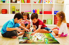 Описание настольных игр для детей 5-6 лет