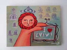 Ескізи для листівок