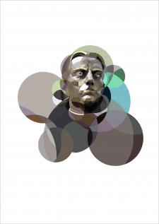 Разработка иллюстрации Булгакова