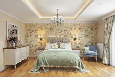 Дизайн спальни в стиле прованс