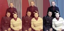 Реставрация старых фото