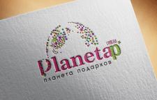 "Логотип для компании ""Планета подарков"""