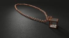 3D Моделирование и визуализация ювелирного изделия