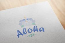 Лого для спа-салона