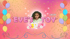 Шапка для YouTube Eve`s Toy Show
