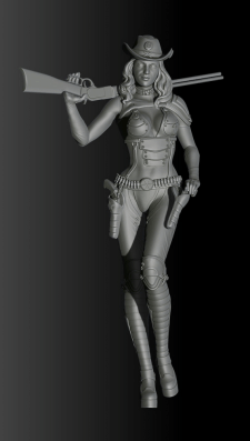 модель для 3D печати
