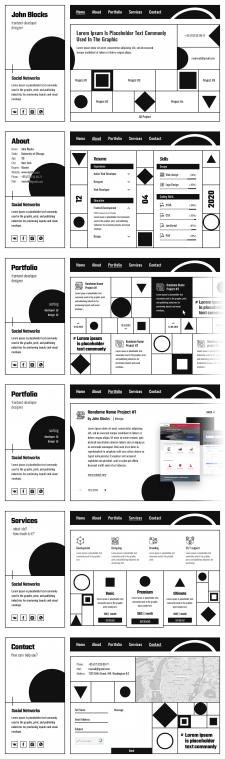 Web Design №1