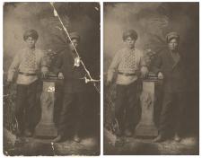 реставрация архив фото