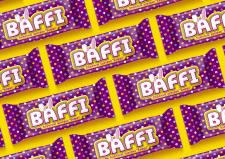 Дизайн упаковки для вафельных конфет в шоколаде.