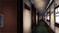 коридор поезда