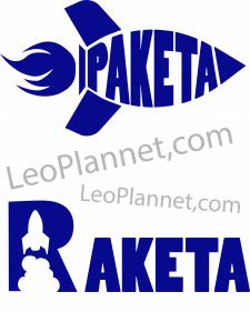 "шаблоны логотипа для ""РАКЕТА"""