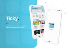 Мобильное приложение для покупки билетов