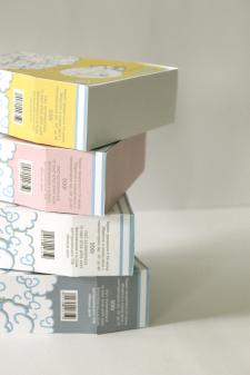 Дизайн упаковок для торгової марки