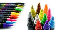 Предметная фотосъемка маркеров для магазина