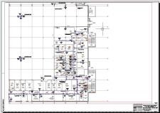 Система оповещения о пожаре и управления эвакуацие
