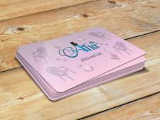Разработка Логотипа для магазина детской одежды