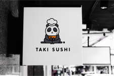 taki sushi logo