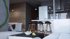 Перепланировка и дизайн интерьера малосемейки