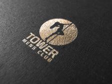 """Логотип для мужского клуба """"Tower"""""""