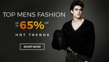 Баннер для мужской одежды на сайт