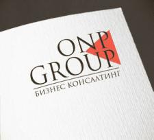 Логотип для ONP Group