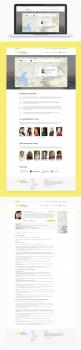 Дизайн сайта Гештальт-Сообщества