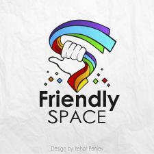 Friendly SPACE - Логотип - 2020